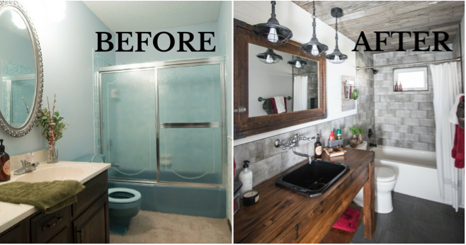 bathroom remodel edgerton wi